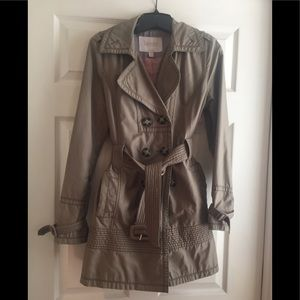 Laundry by Shellli Segal Los Angeles trench coat